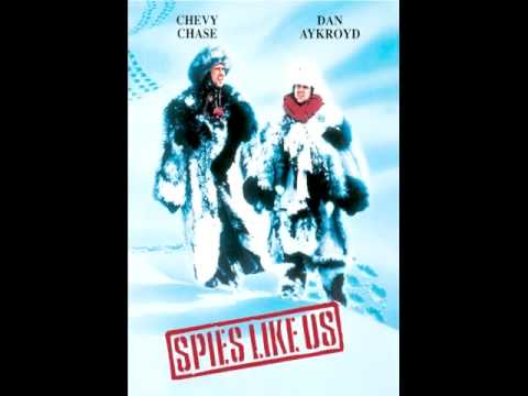 Spies Like Us ~ Paul McCartney