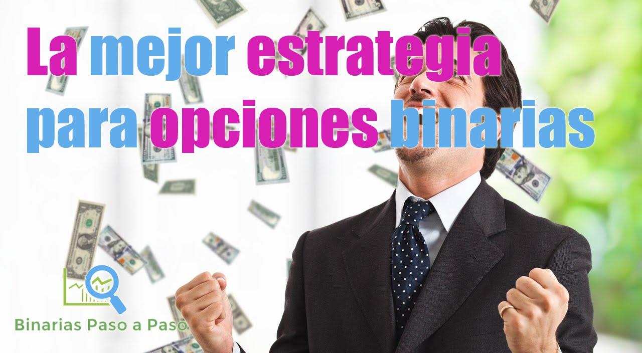 Estrategias Ganadoras De Opciones Binarias