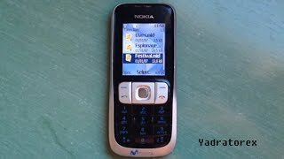 Nokia 2630 review (old ringtones, themes & wallpapers)