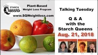 Talking Tuesday - Q&A 8 21 18   Alzheimer & Parkinson