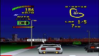 [TAS] Top Gear 2 SNES - Egypt