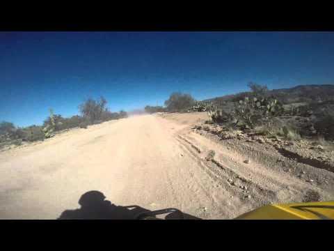 Riding quads in Marana AZ - GoPRO