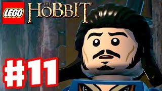 LEGO The Hobbit - Gameplay Walkthrough Part 11 - A Warm Welcome (Xbox One, PS4, PC)