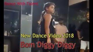 Child Dance On Bom Diggy - Zack Knight, Jasmin Walia | Dance With Talent