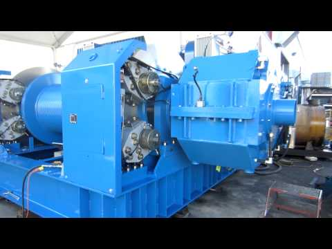 3000HP AC Drawworks for Offshore Drilling Rig - ALTA Rig Systems