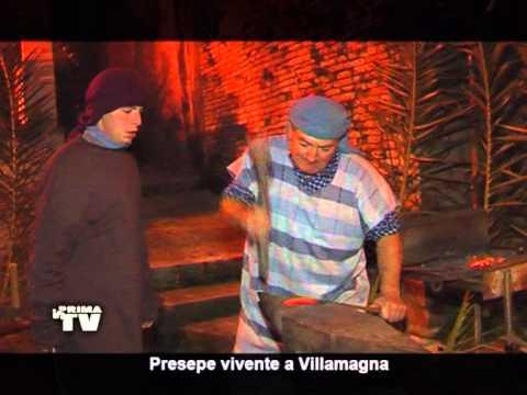 PrimaTv Presepe Vivente Villamagna 2012