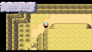 Pokemon Expert Emerald Walkthrough 39 - Mirage Tower