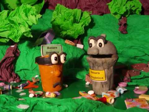 Cortometraje de animaci n prohibido botar basura youtube for Imagenes de animacion