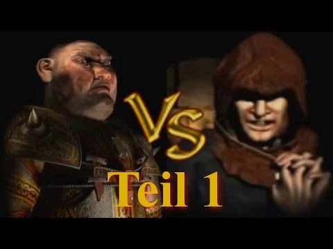 Schwein vs Abt - Teil 1 | Stronghold Crusader KI Kämpfe (German)