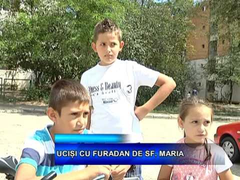 UCIȘI CU FURADAN DE SF MARIA