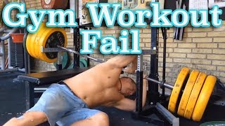 Gym Workout Fail Compilation | Ultimate Workout Fails Compilation | Best Gym Fails 2018