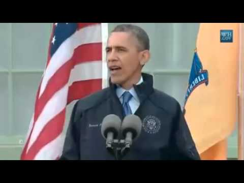 Obama: Jersey Shore Is Back And Open For Business- Full Speech