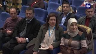 تكريم المعلمين المشاركين في مشروع منهاجي التفاعلي (18/12/2019)