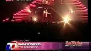 Yo Anuncio - BabaSoniqos@ en vivo