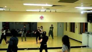 代言人 (Dai Yan Ren ) - 蕭亞軒 Elva Hsiao  ~ First Dance rehearsal