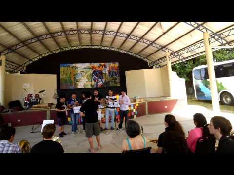 Masterclass Recitals in David, Panama #throughglass