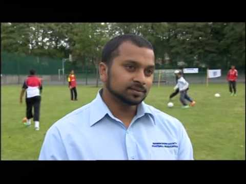 West Bromwich: Lack of Asian football players - The Football Association wants to tackle