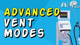 Advanced Vent Modes - PRVC, APRV, HFOV and MORE!
