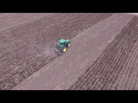 Deep Ripping for Soil Compaction Issues