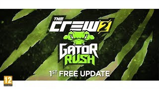 The Crew 2 - Gator Rush Update - Gamescom 2018 Trailer