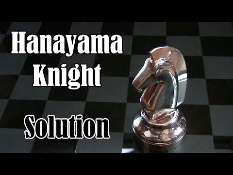Hanayama Knight Puzzle (From Bepuzzled)