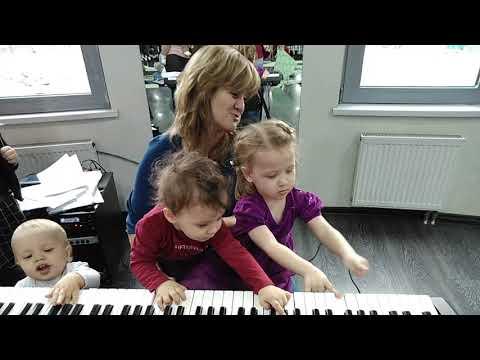 Дети любят музыку ❤️