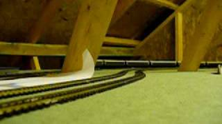Hinchley Wood Model Railway Video 06