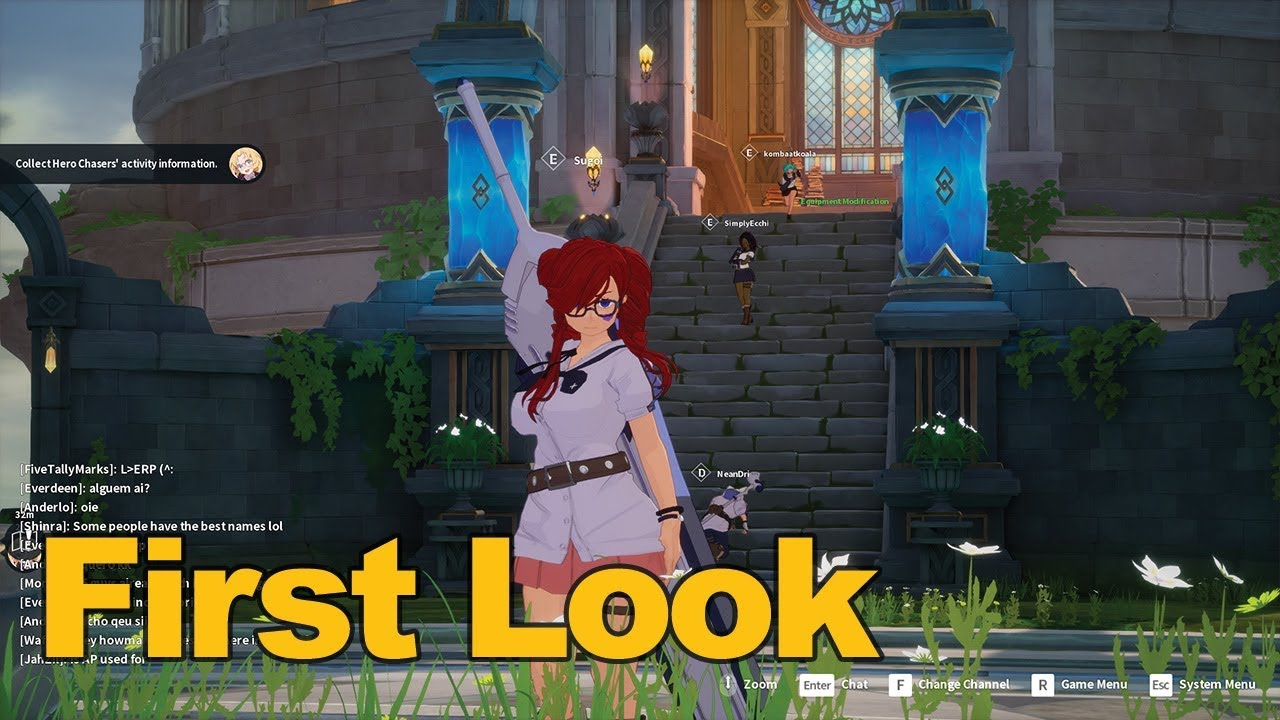 Age of Aincrad First Look | Age of Aincrad