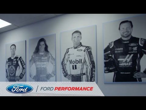 Stewart-Haas Racing Gets Ford Makeover | NASCAR | Ford Performance