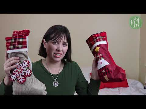 My Kids' Budget Friendly $10 Dollar Tree Stockings in 2018