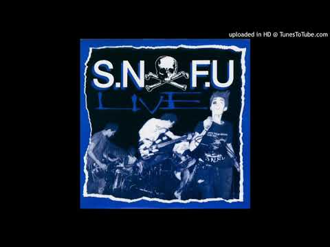 SNFU - Cannibal Cafe / She's Not On The Menu (live 1986) mp3