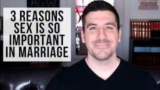 3 Reasons to Have Sex in Marriage
