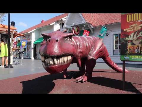 A Tour of Broadway at The Beach - Myrtle Beach | Attractions