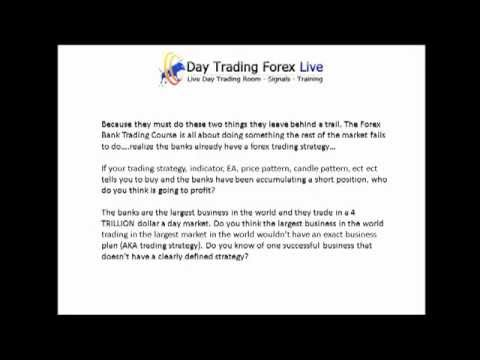 Day trading forex live