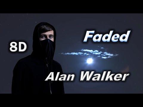 Alan Walker - Faded - áudio 8D - F - legenda dupla - eletrônica - 093