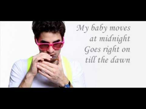 Glee - You Should Be Dancing (full version) LYRICS