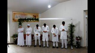Oficierea botezului în biserica UIB CEB nr 4 Chișinău 06.06.21. 01
