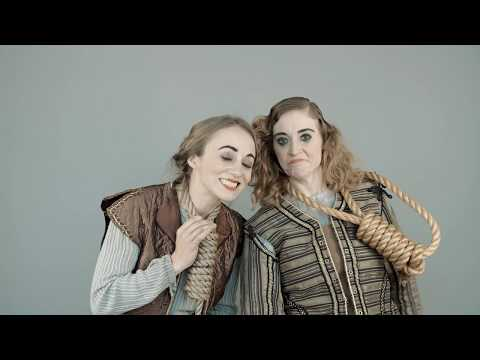 Alberta Theatre Projects - ROSENCRANTZ & GUILDENSTERN ARE DEAD - Trailer