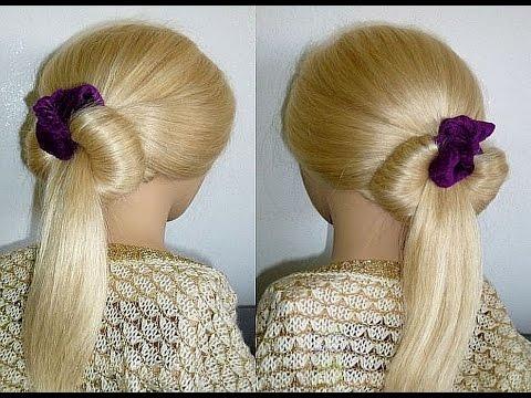 Причёски для девочек/детей в школу за 5 минут на каждый день для средних/длинных волос