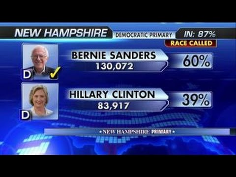 How New Hampshire changes the Democratic race