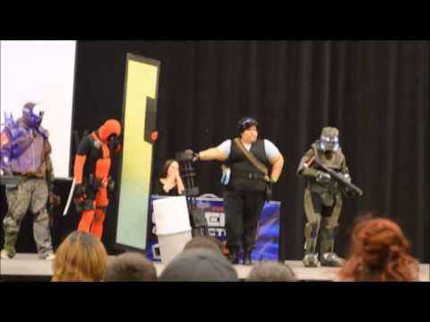 South Texas Gamer's Expo Cosplay Contest