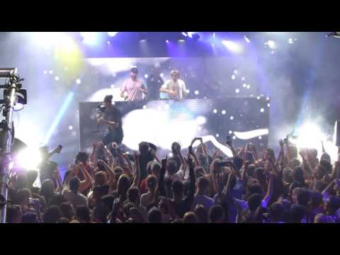 The Chainsmokers Opening - Live ADE Paradiso Amsterdam 2016