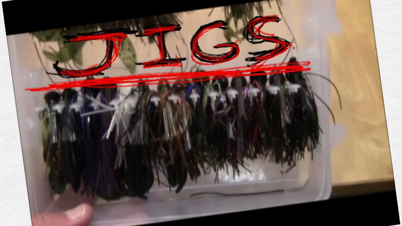Tackle Organization: Best Way to Organize Your Jigs for ...