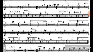 Rompe cintura - Trompeta 1