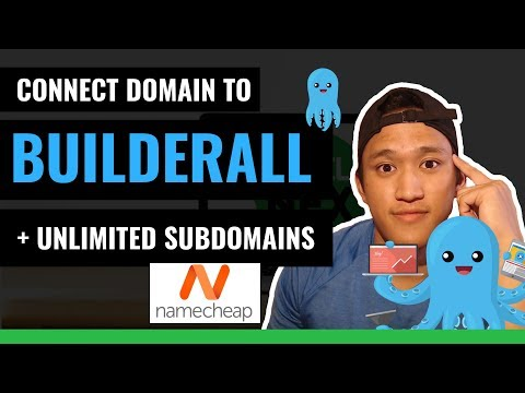 How To Connect Your Domain To Builderall And Create Unlimited Subdomains
