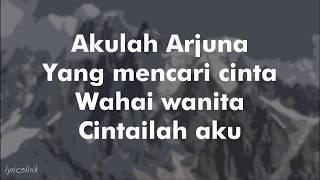 Dewa - Arjuna + lirik (Bahasa Indonesia)