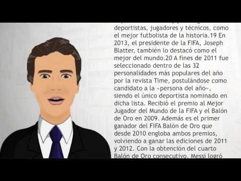 Lionel Messi - Wiki Videos