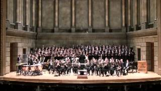 Eastman Wind Ensemble -- Karel Husa: Apotheosis of this Earth - movt. 2