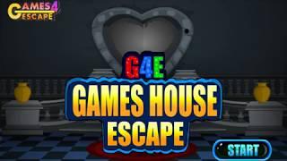 G4E Games House Escape Walkthrough [G4E]