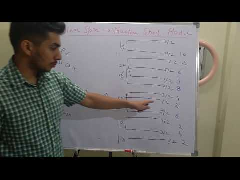 Calculation of Nuclear Spin - Nuclear Shell Model